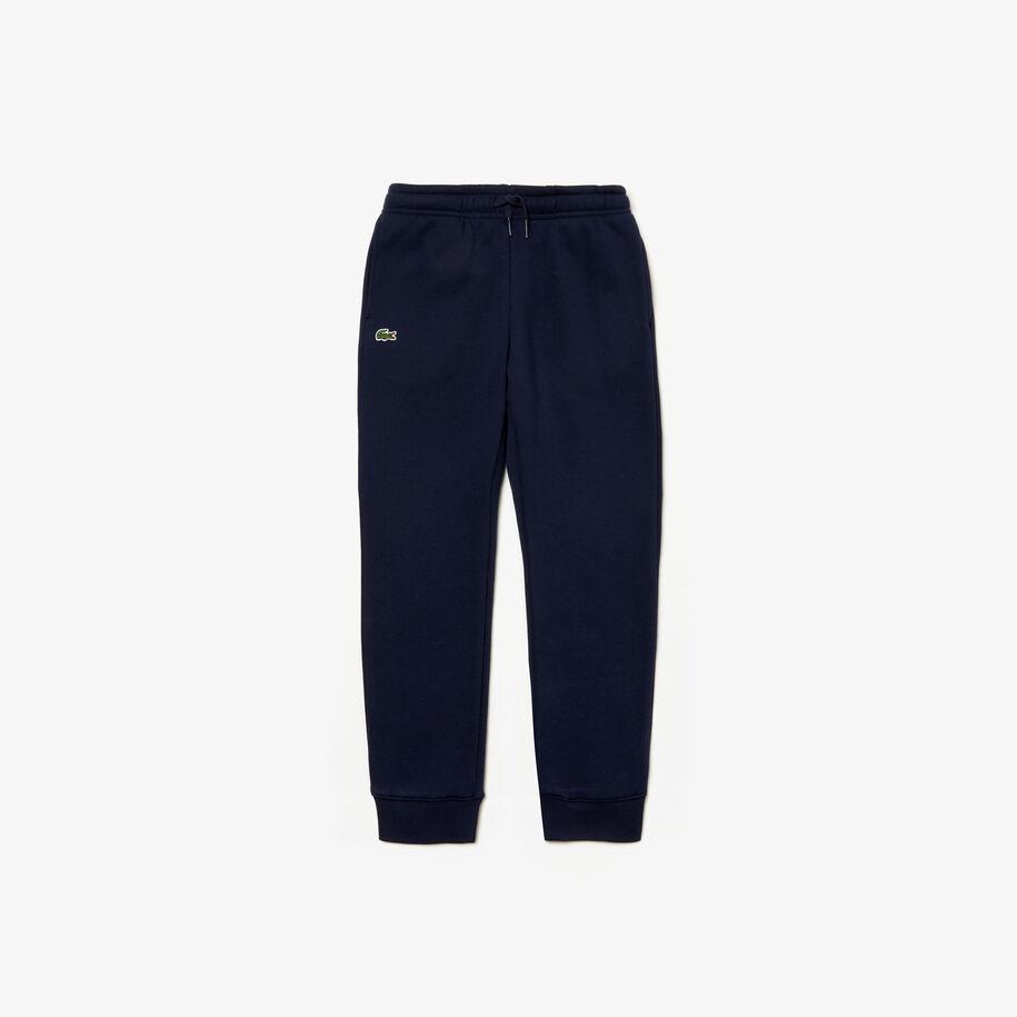 Boys' Lacoste SPORT Fleece Sweatpants