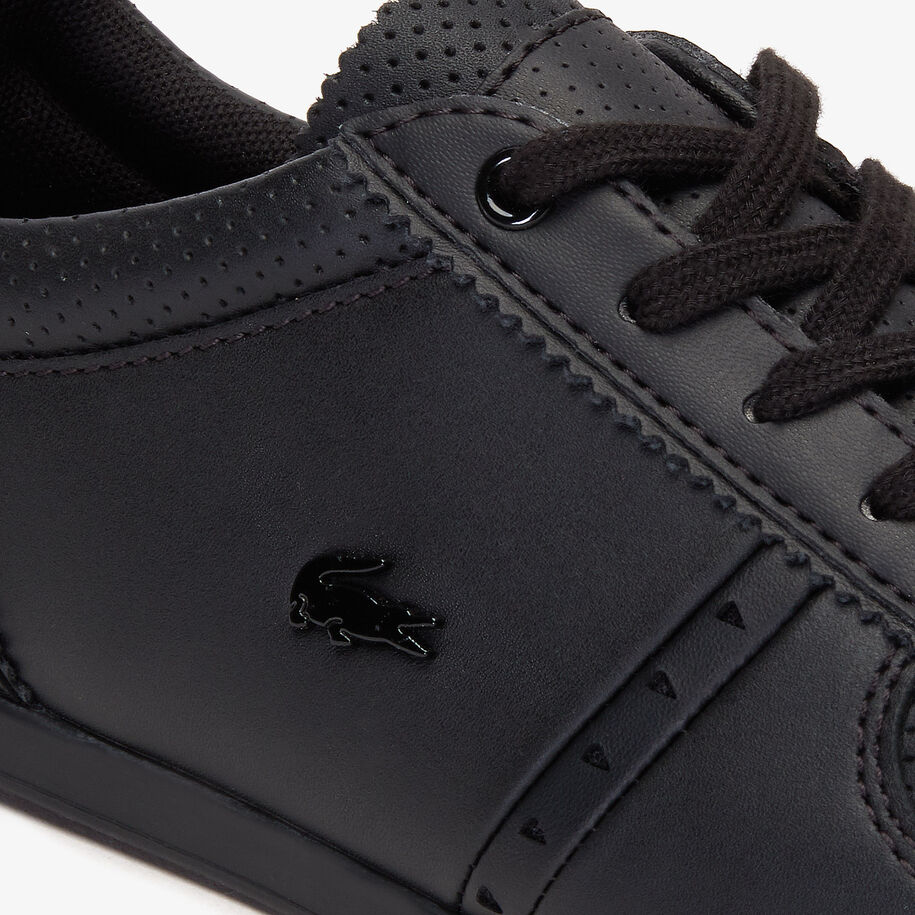 Women's Rey Sport Leather Trainers