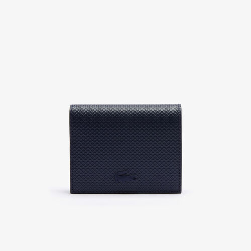 Women's Chantaco Small Piqué Leather Snap Wallet