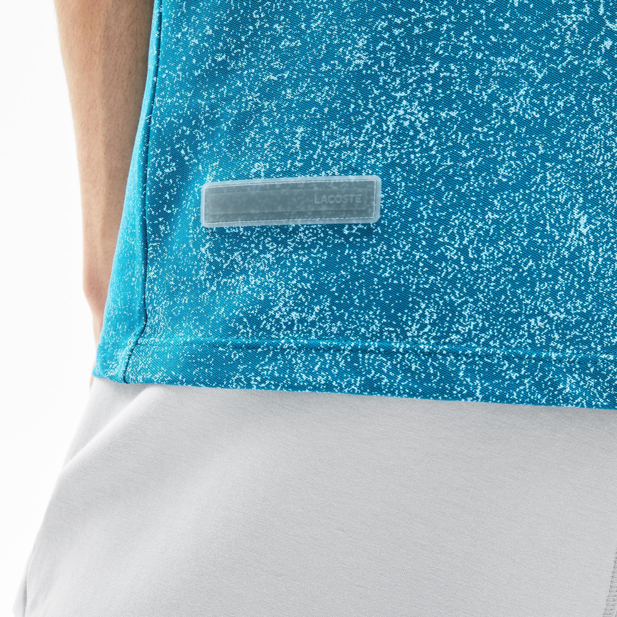 Men's Lacoste Motion Ultra-light Crew Neck T-shirt
