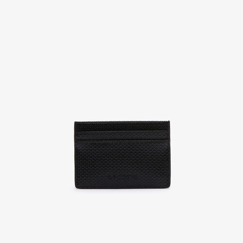 Women's Chantaco Piqué Leather Card Holder