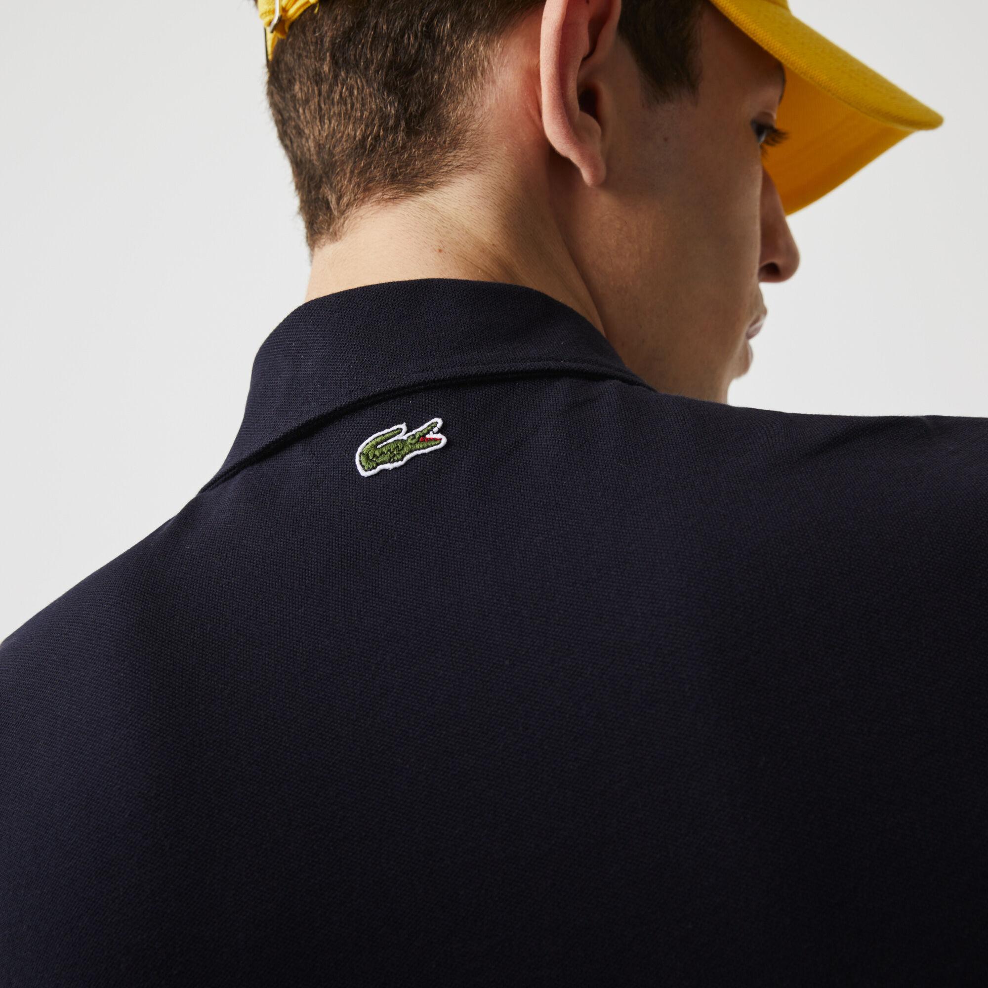 Men's Lacoste Heritage Slim Fit Stretch Cotton Piqué Polo
