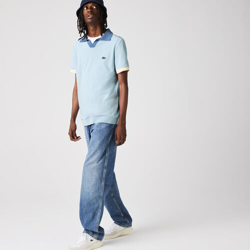 Men's Lacoste Regular Fit Fresh Cotton Piqué Polo