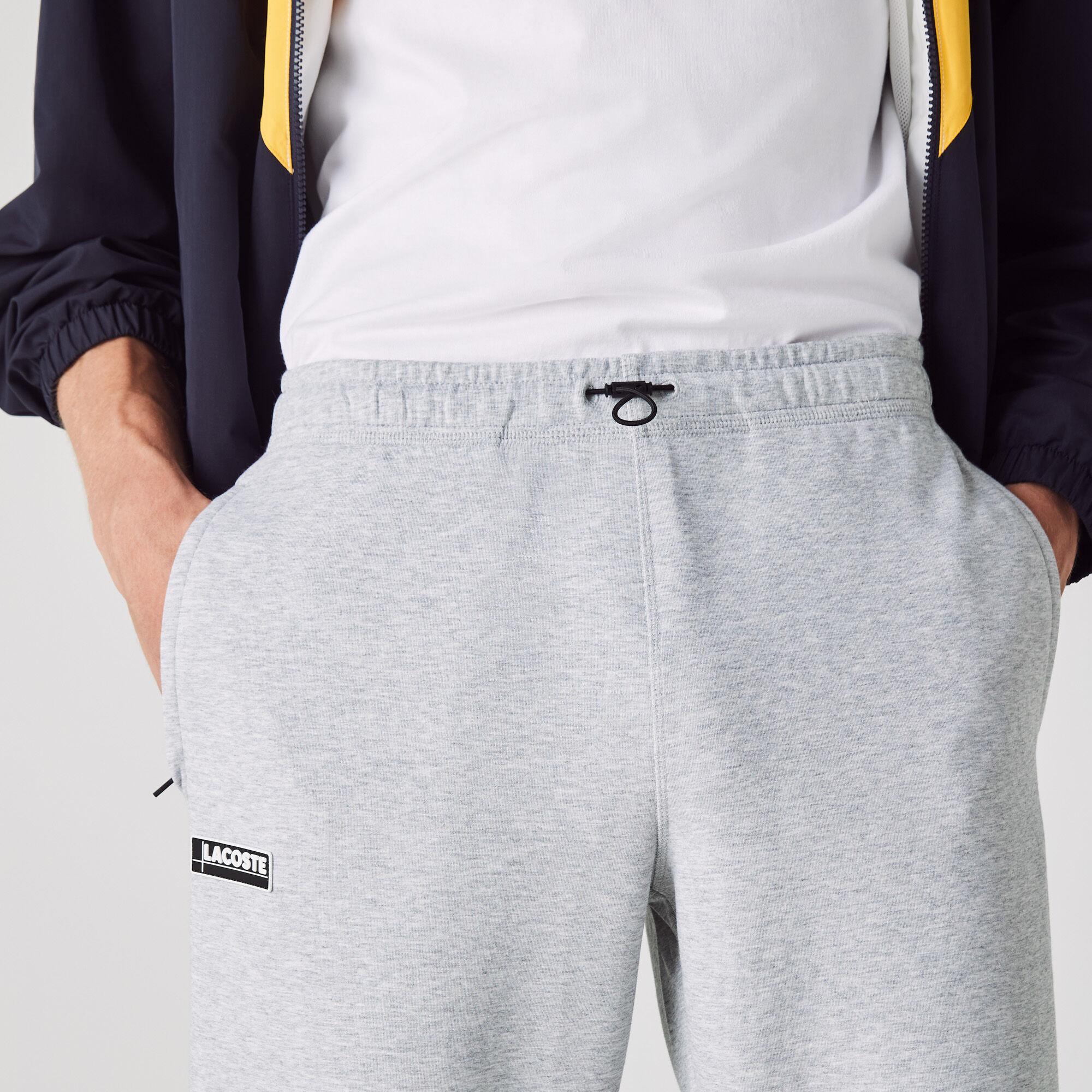 Men's Jogging Pants With Badge