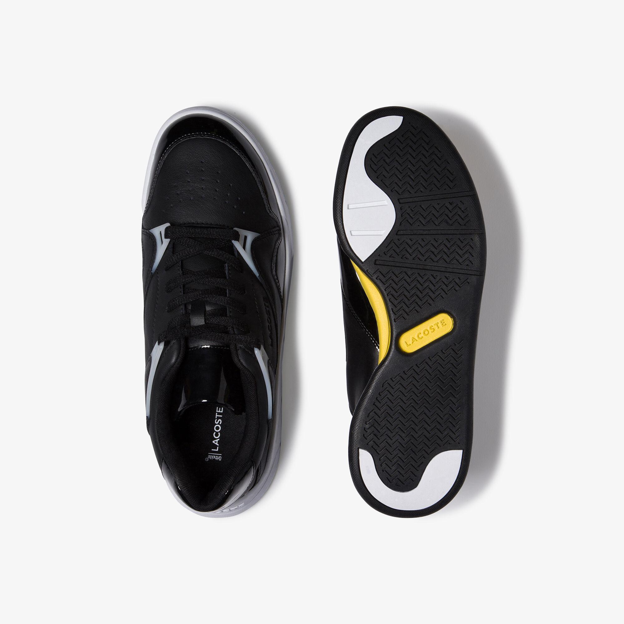 Men's Court Slam Leather Sneakers