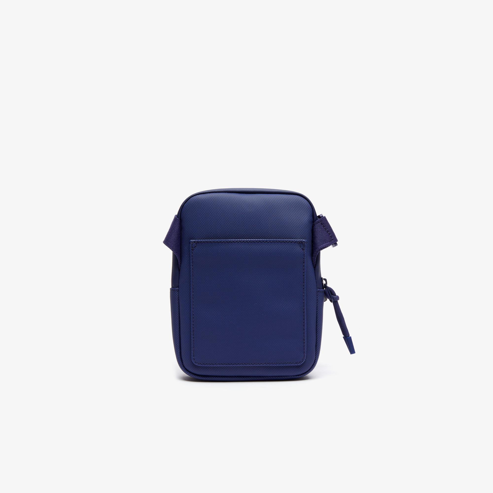 Men's L.12.12 Branded Zippered Small Flat Bag