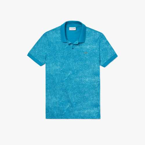 Men's Lacoste Motion Premium Piqué Polo Shirt