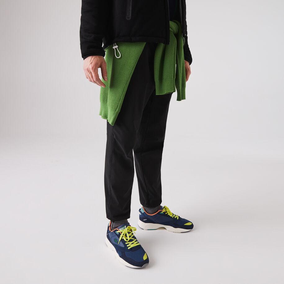 Men's Reversible Quilted Padded Sweatshirt