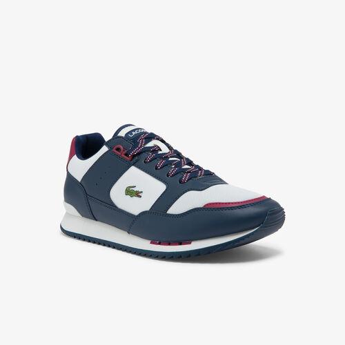 حذاء Partner Piste الرجالي من النسيج و مواد اصطناعية