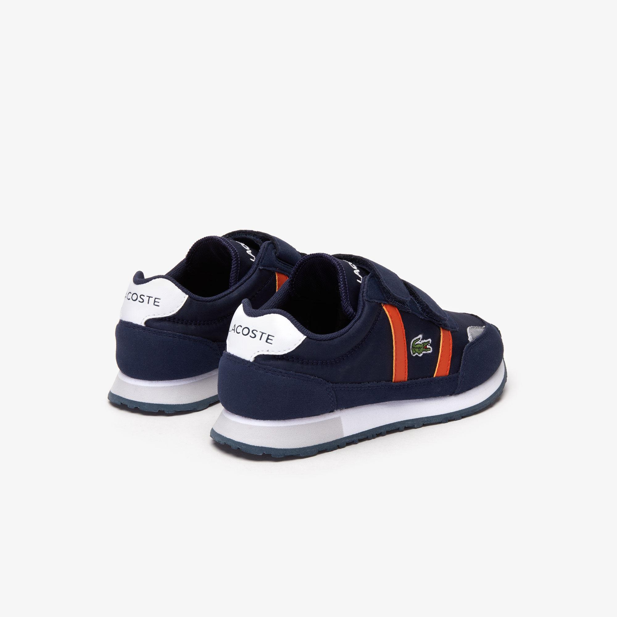 حذاء رياضي للأطفال من الجلد من مجموعة Masters