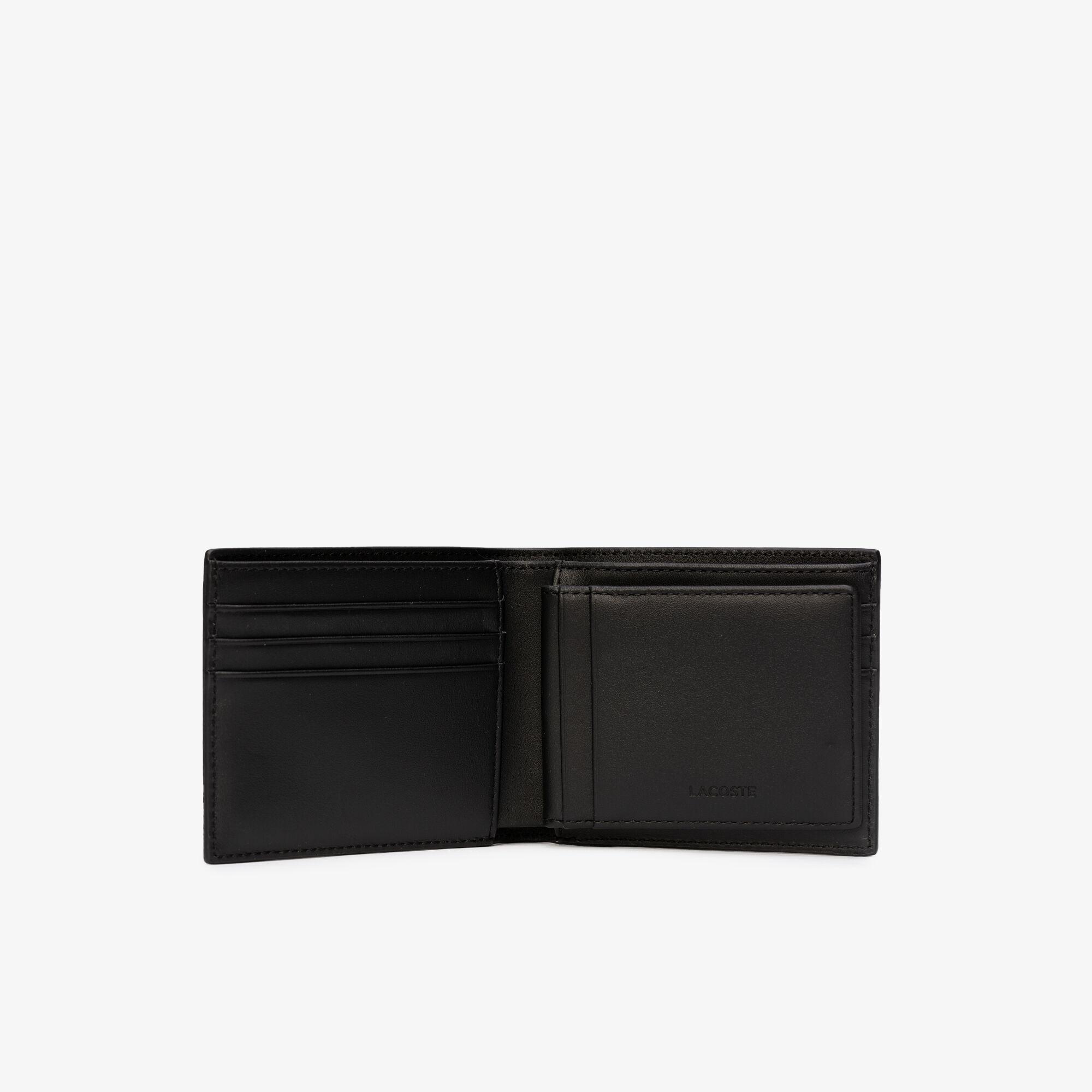 Men's Fitzgerald Nine-Card Leather Wallet