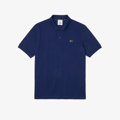 Unisex Lacoste Live Standard Fit Stretch Cotton Piqué Polo