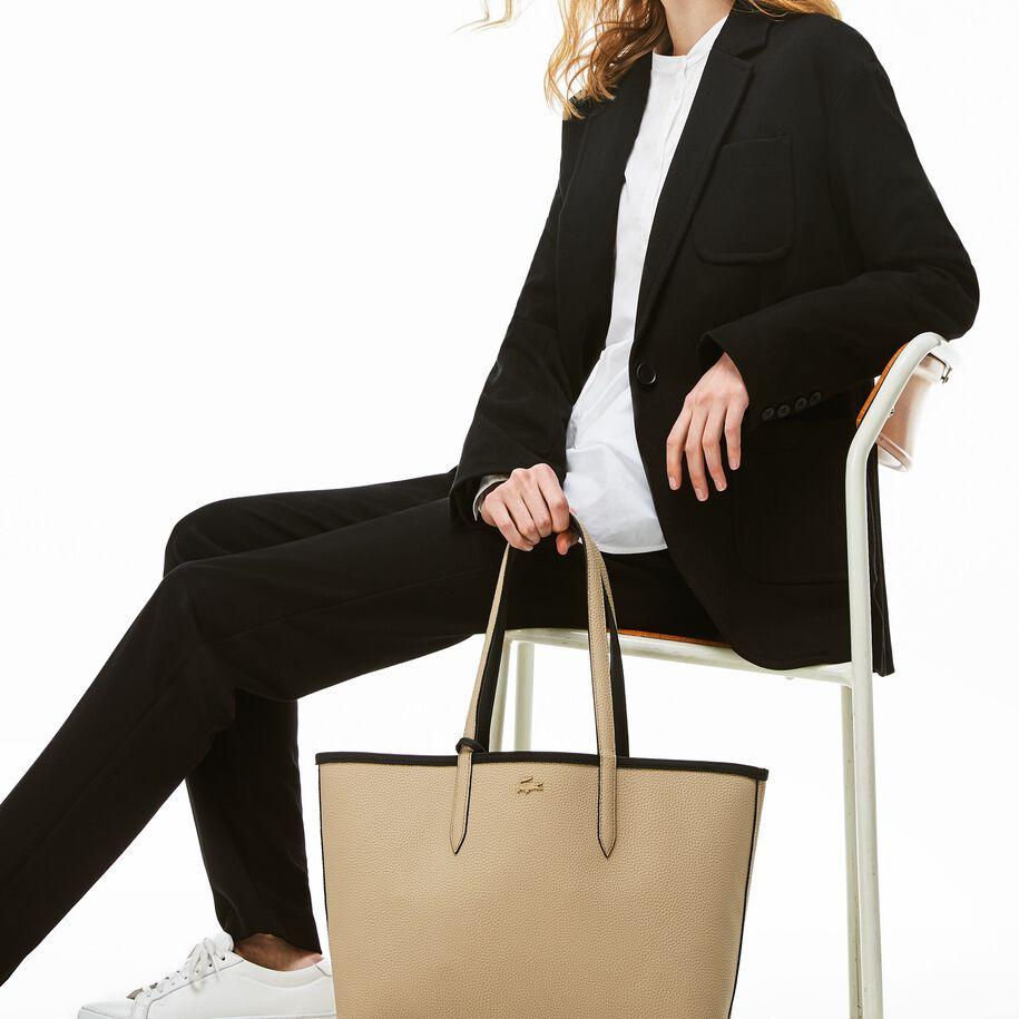 حقيبة توت يمكن استخدامها على الوجهين بلون مزدوج من مجموعة Anna للنساء