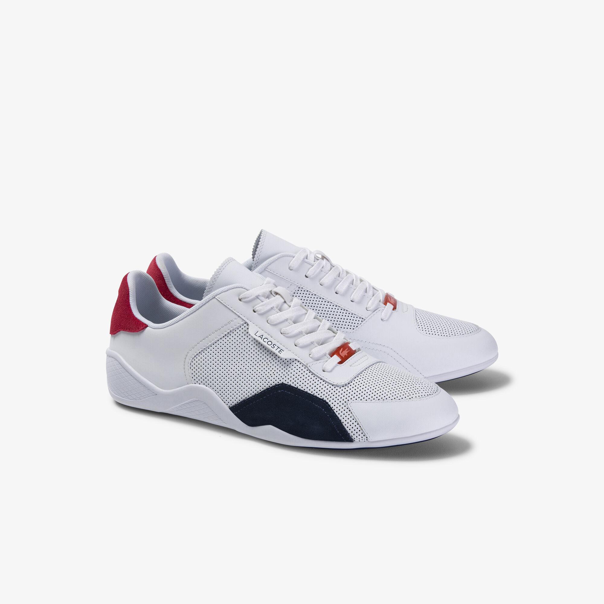 حذاء رياضي للرجال مصنوع من الجلد والمواد الصناعية من مجموعة Hapona
