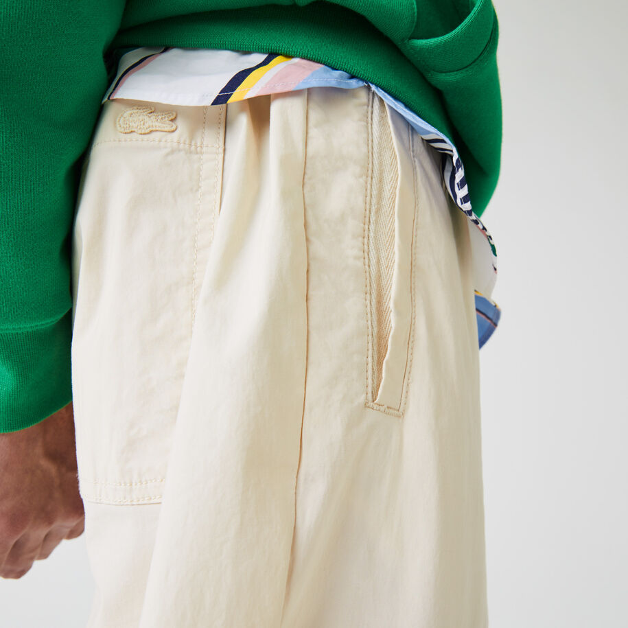 Men's Lightweight Stretch Poplin Chino Pants
