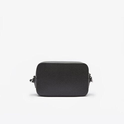 Women's Chantaco Matte Piqué Leather Shoulder Bag