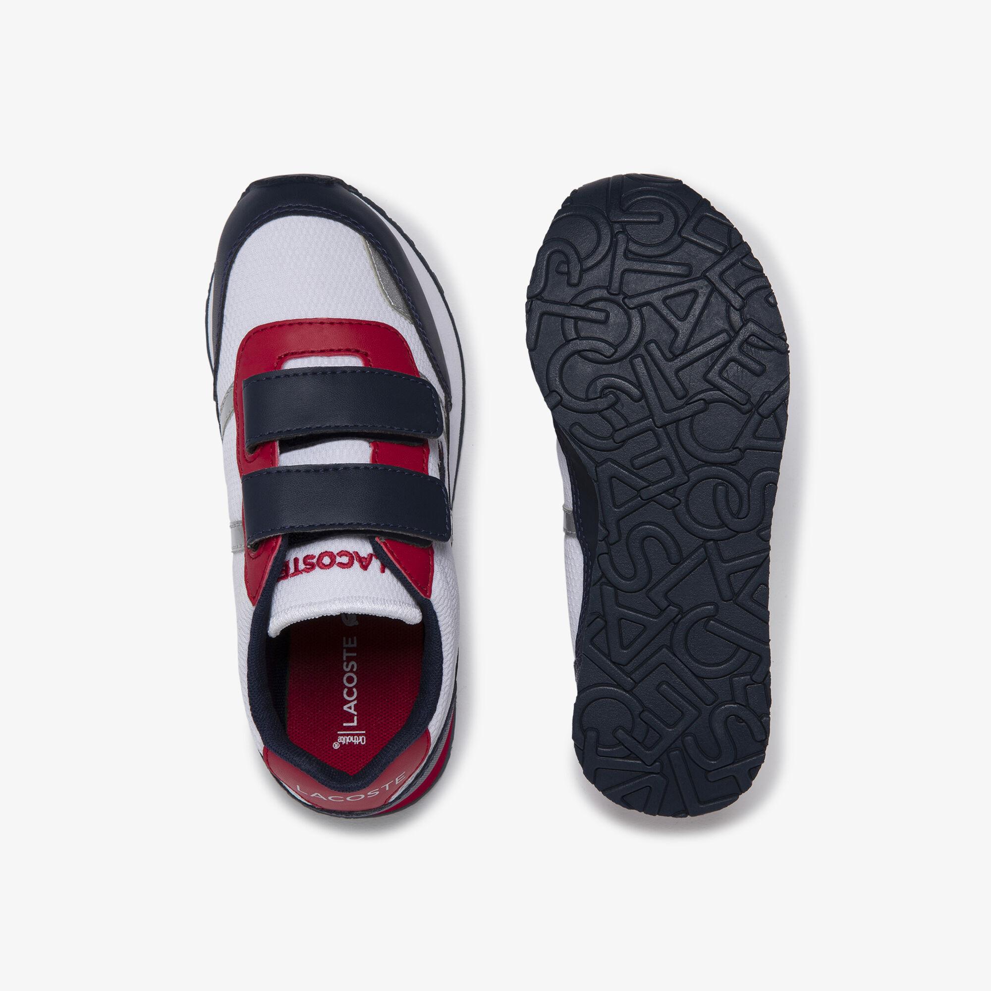 حذاء رياضي من القماش والمواد الاصطناعية من مجموعة Partner للأطفال