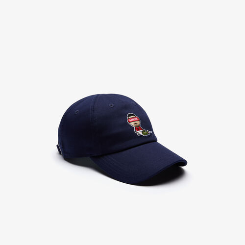 Men's Lacoste Sport Collab Youssef Sy Cotton Cap