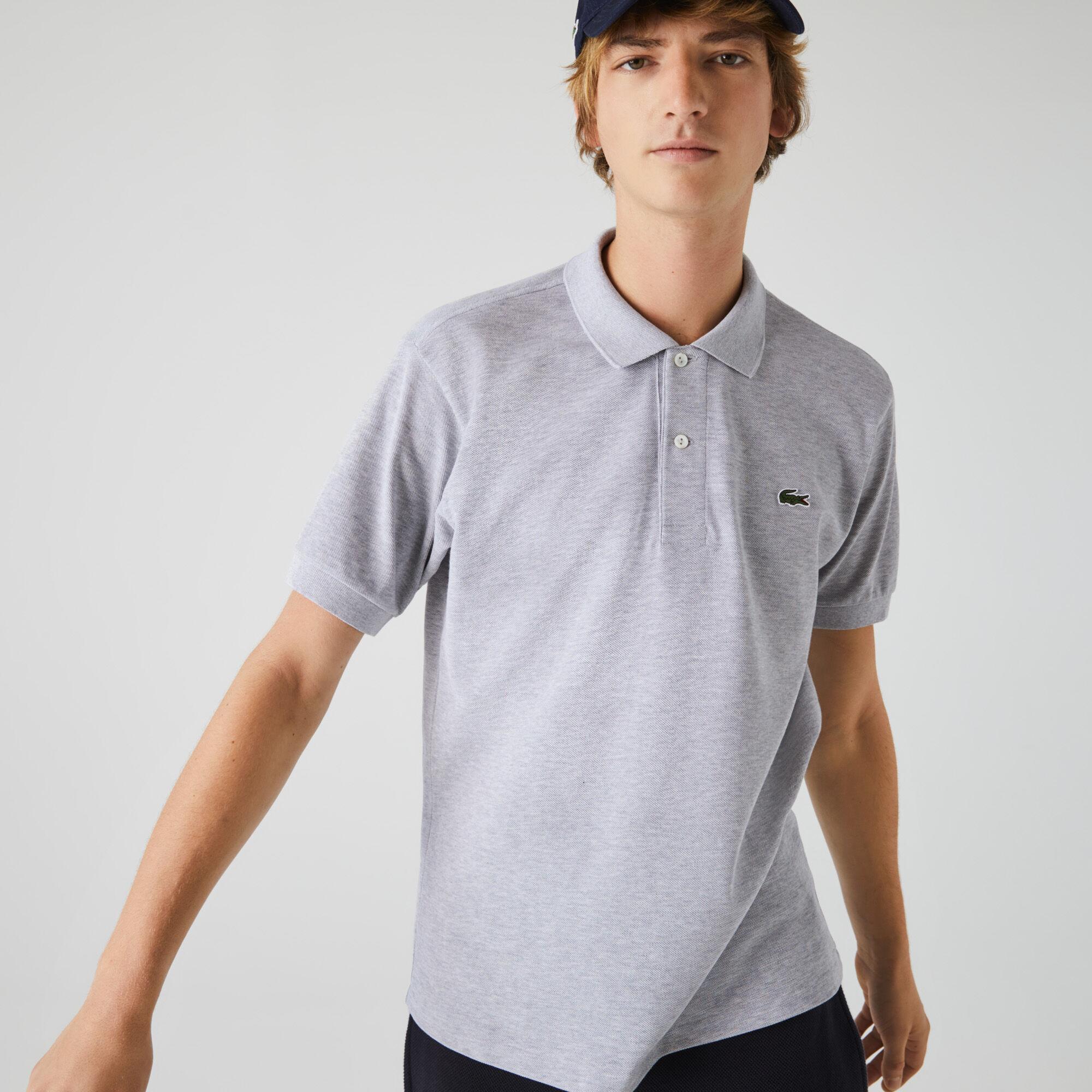 قميص بولو قطن مارل من مجموعة L.12.12
