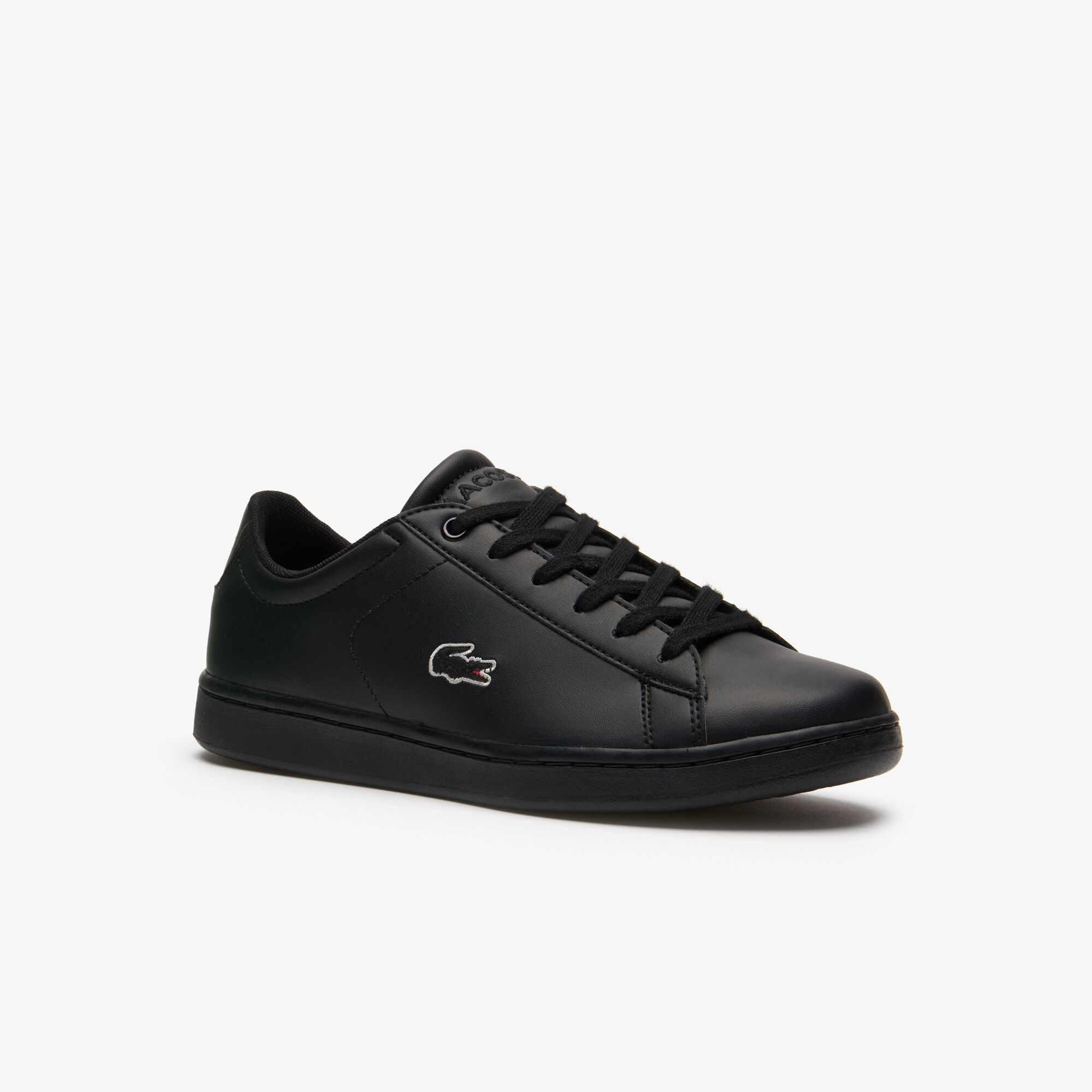 Juniors' Carnaby Evo Lace-up Mesh-lined Synthetic Trainers