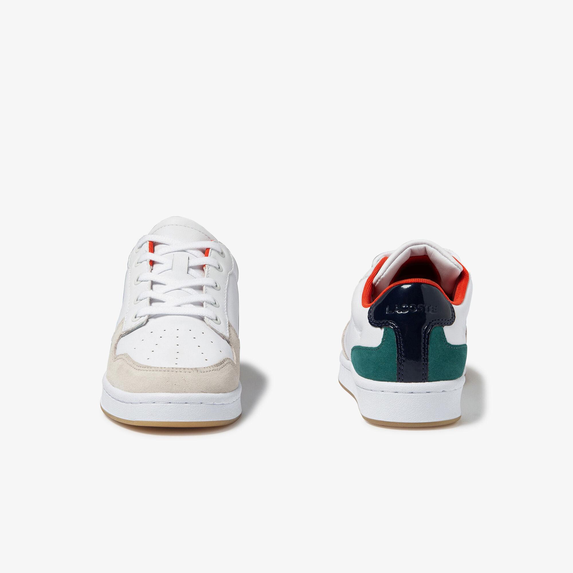 حذاء رياضي للرجال من الجلد والشمواه من مجموعة Masters Cup