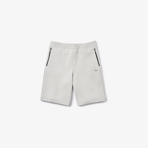 Men's Lacoste Motion Stretch Cotton Bermuda Shorts