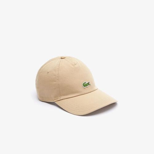 قبعة التمساح الرجالية المصنوعة من القطن العضوي