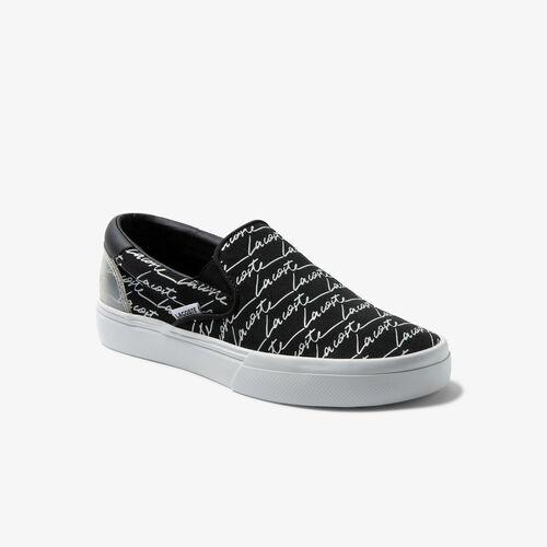 حذاء رياضي نسائي بطباعة قماشية