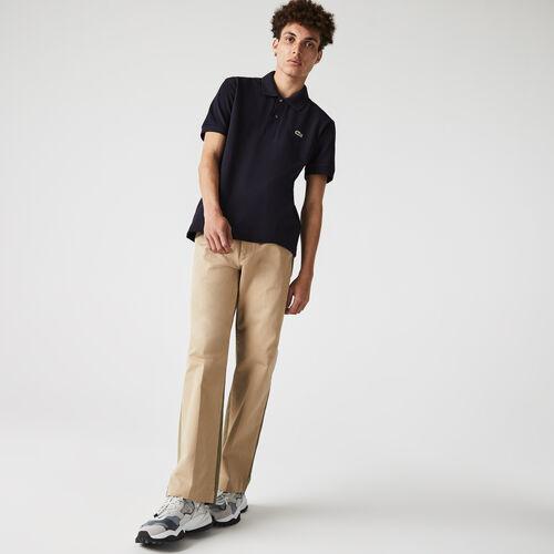 Men's Lacoste Classic Fit Organic Cotton Piqué Polo