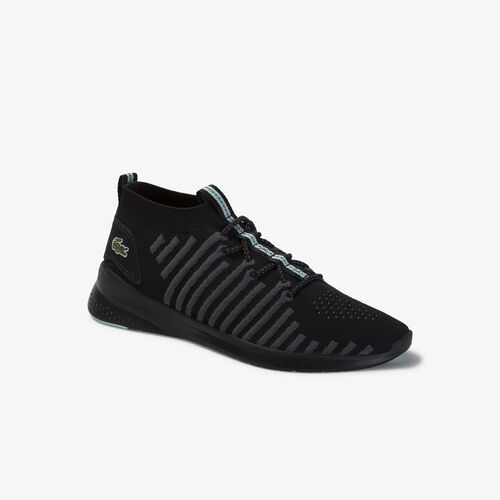 Men's Lt Fit-flex Suede And Textile Sneakers