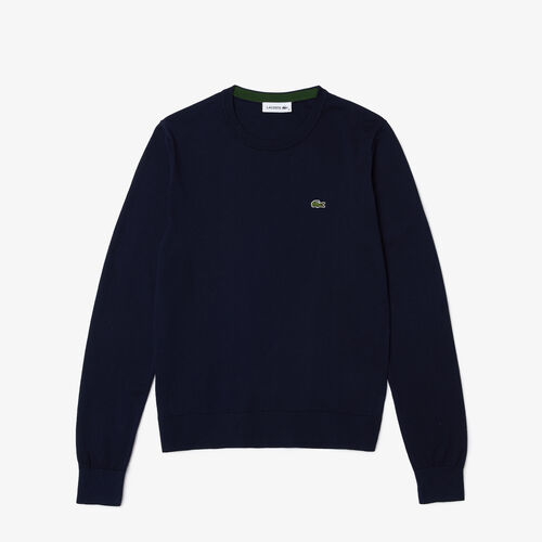 Women's Crew Neck Organic Cotton Sweater