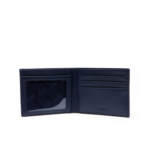 Men's Fitzgerald Billfold In Leather With Id Card Holder