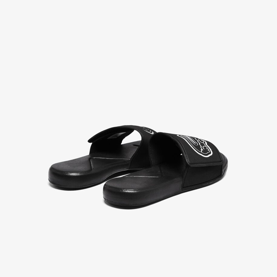 Juniors' L.30 Strap Synthetic Sliders