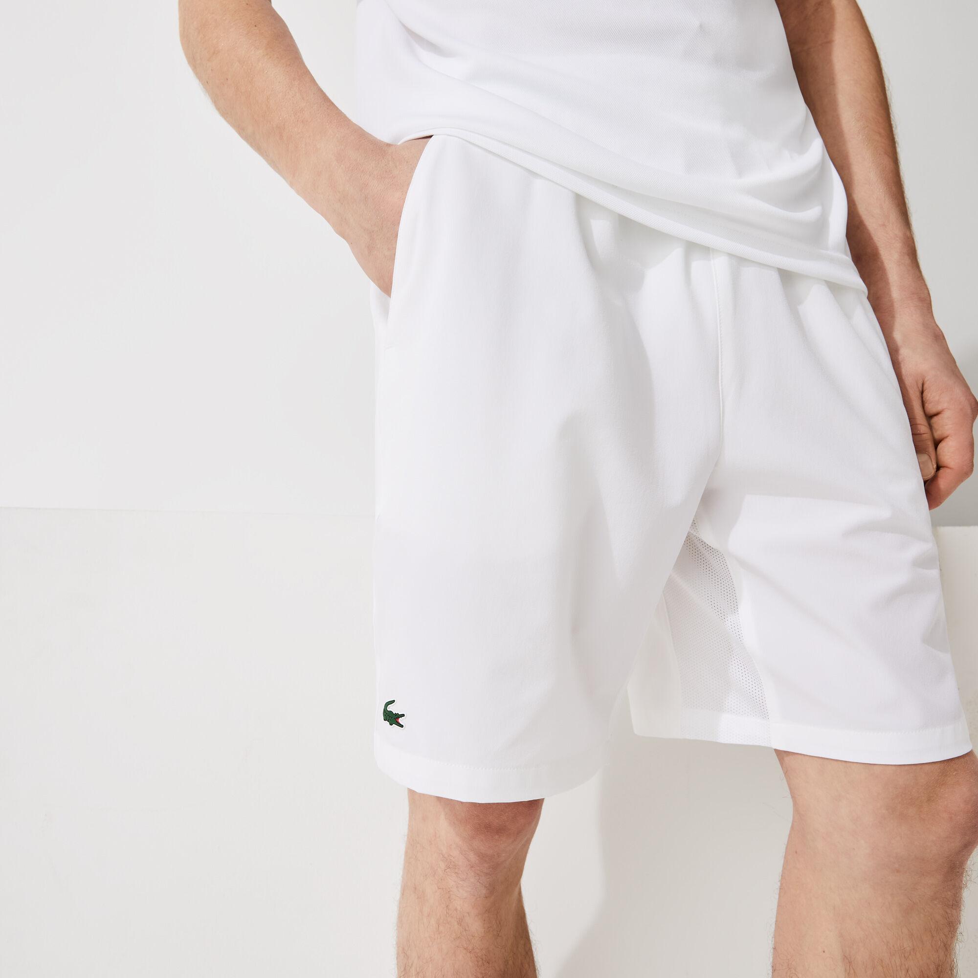 Men's Lacoste SPORT Tennis Stretch Shorts