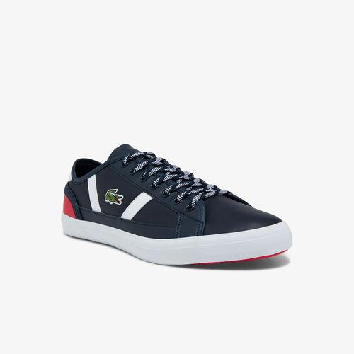 حذاء سنيكرز Sideline جلدي وصناعي ملون للرجال