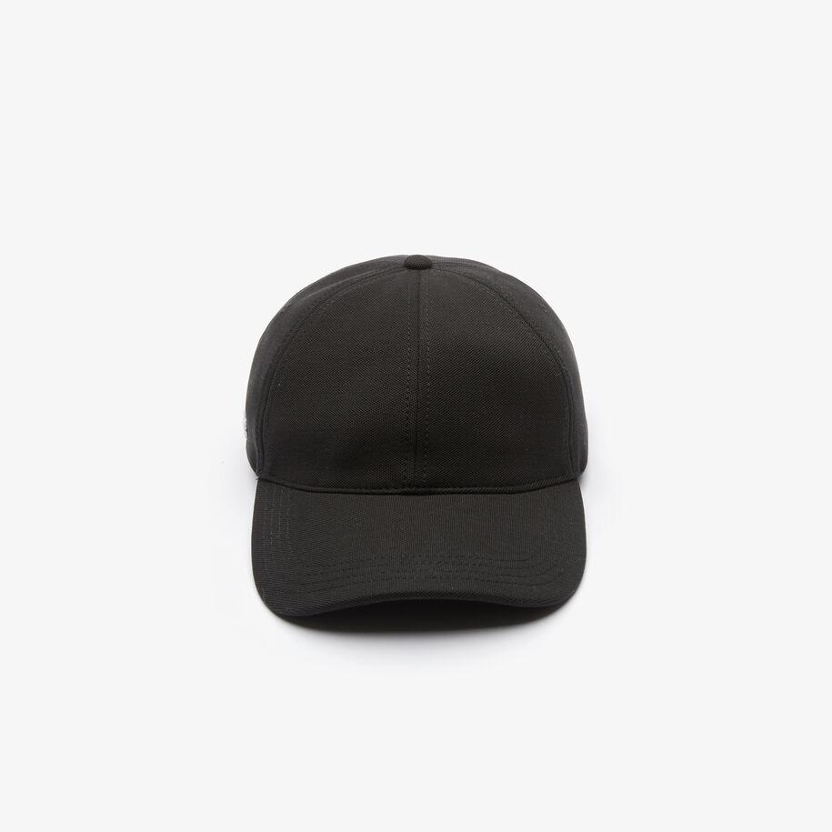 قبعة كاب من بيكيه القطن العضوي للرجال