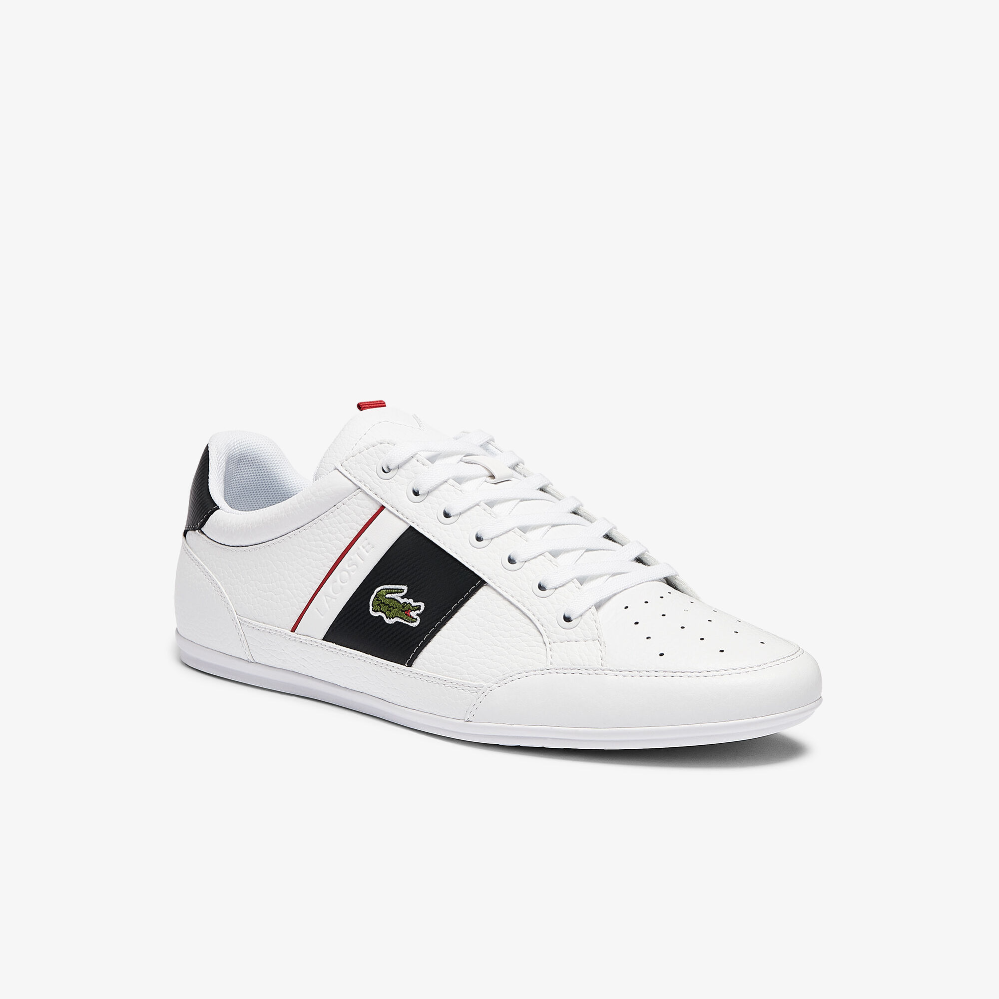 Men's Chaymon Leather and Synthetic Trainers