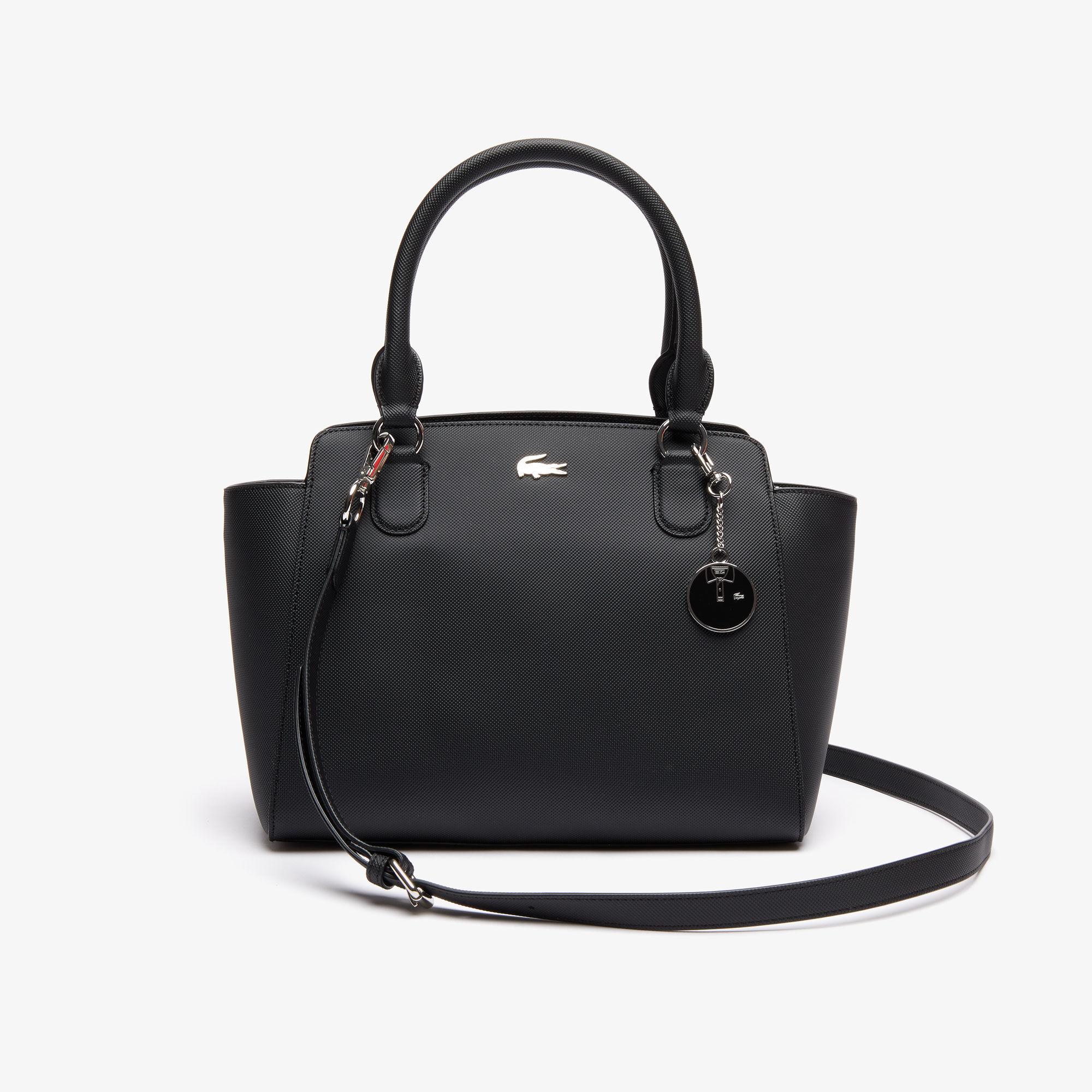 حقيبة توت من قماش البيكيه المغلف بالبلاستيك مجموعة Daily Classic والمعزز للنساء